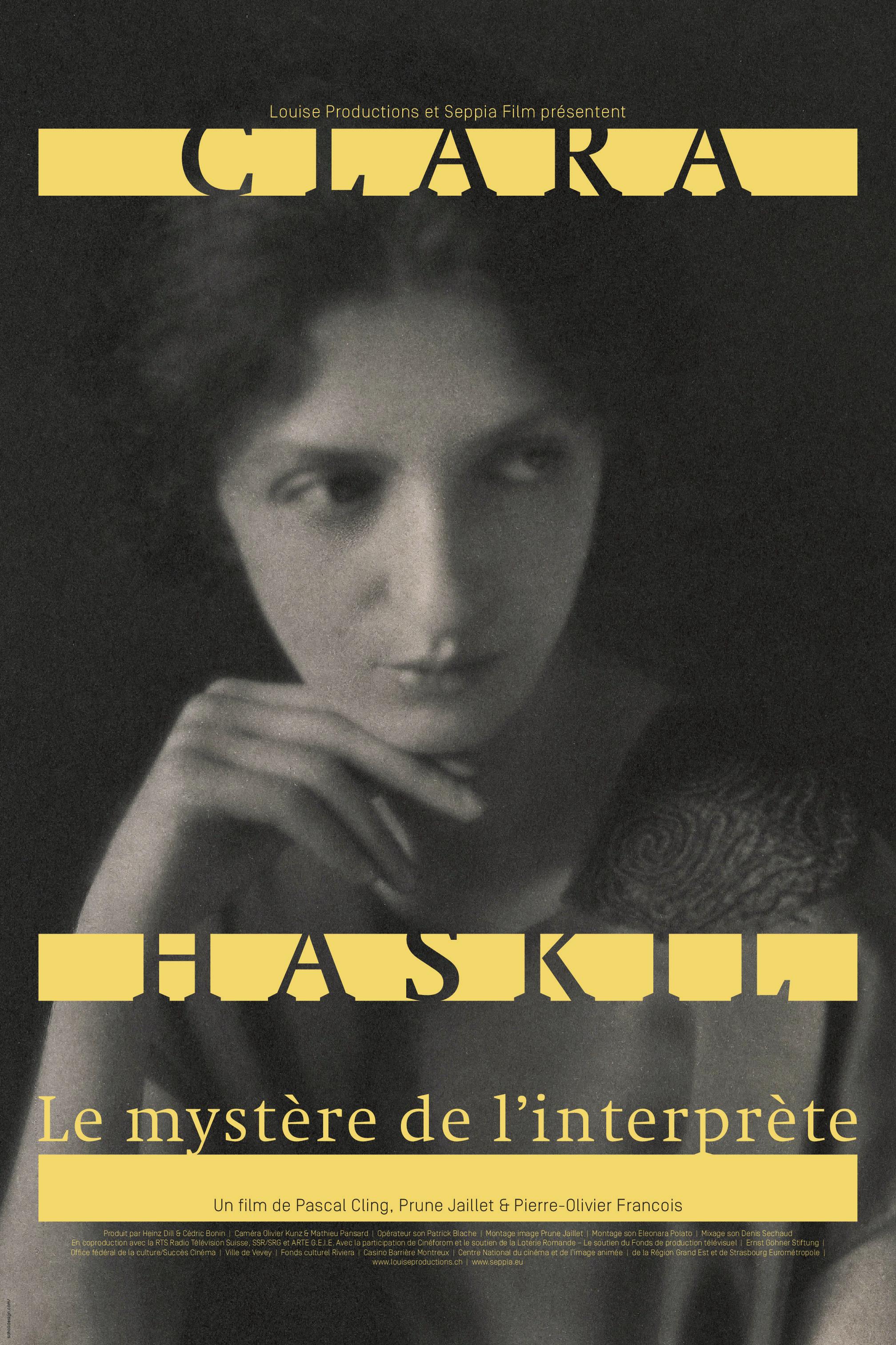 Clara Haskil – Le mystère de l'interprète