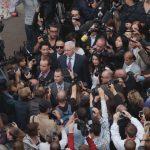 7 Risk Film Still Julian Assange Amal Clooney Courtesy Praxis Films