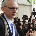 9 Risk Film Still Julian Assange Courtesy Praxis Films