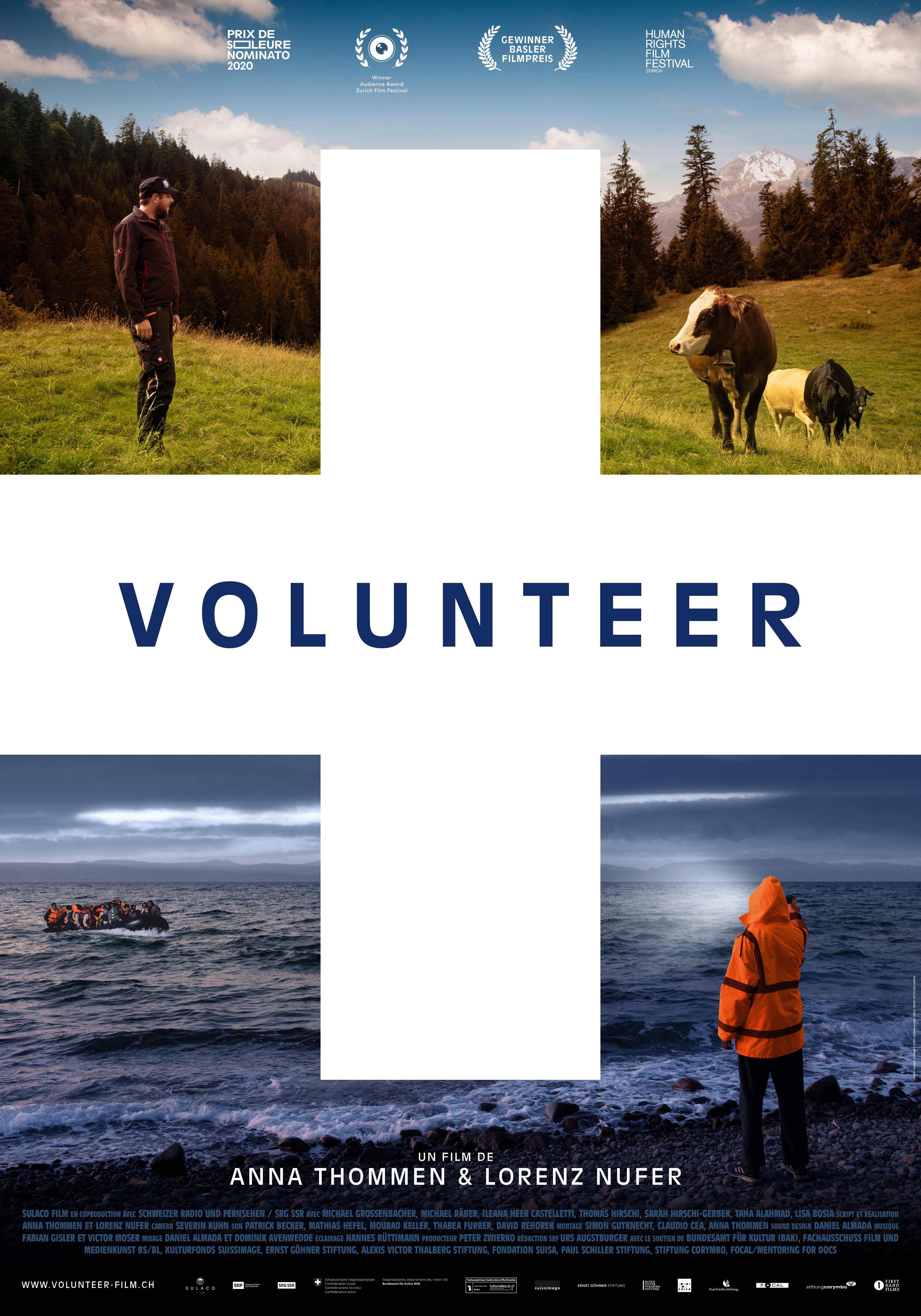 Affiche Volunteer